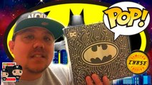 Funko Pop Black Friday 2019 DC Comic Batman Joker Gamer Mystery Collectors Box Unboxing for Chase