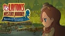 Узнаем чем так хорош Лейтон, или нет.. - Layton's Mystery Journey Katrielle and the Millionai (SW)