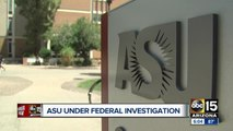 ASU under federal investigation over student complaint