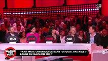 """Yann Moix bientôt chroniqueur dans l'émission d'Éric Naulleau """"De quoi j'me mêle"""" sur C8: """"Je n'aurais pas fait de télé si ce n'était avec vous deux"""" - VIDEO."""