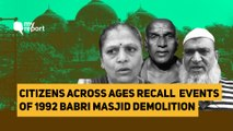 'Chaos Everywhere': Citizens Recall Day of Babri Masjid Demolition