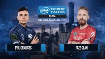 CS-GO - FaZe Clan vs. Evil Geniuses [Dust2] Map 3 - Group B - IEM Beijing-Haidian 2019