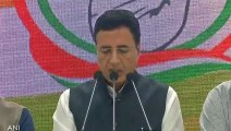 Ayodhya Verdict Closes Door for BJP to Politicise Issue: Randeep Surjewala