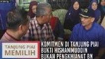 Komitmen di Tanjung Piai bukti Hishammuddin bukan pengkhianat BN