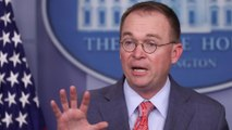 Trump impeachment inquiry: Mick Mulvaney defies subpoena