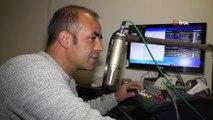 Türkiye rekorunun sahibi radyocu, dünya rekoru için yeniden mikrofon başına geçti
