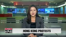 Hong Kong faces 24th weekend of protests after student's death on Friday