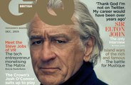 Robert De Niro regrets not being open with his late father