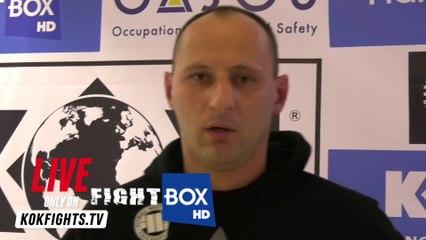 TODAY ❗️ KOK'79  TURINSKY vs PACAS  WORLD TITLE FIGHT  WATCH LIVE ON  FightBOX  & KOKFights.TV