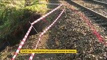 Le trafic SNCF perturbé dans les Landes et le Calvados