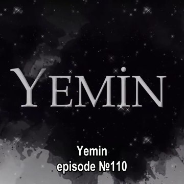 Yemin - S02E110 with English Subtitles - Part 01 || Yemin EP.110 ENG sub (09/11/2019) || Yemin - S02E111