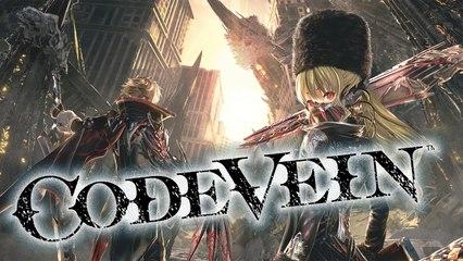 Vidéo-Démo : Code Vein [Découverte] Patin de Bretzel de Merle !