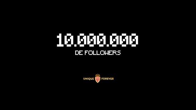 10 millions de fans sur les réseaux sociaux