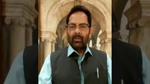 Mukhtar Abbas Naqvi speaks on Ayodhya verdict