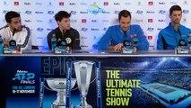 Masters de Londres 2019 - Berrettini, Thiem, Federer, Djokovic happy to be in London