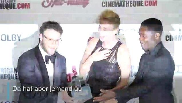 """Wichtiger Hollywood-Preis für Charlize Theron: """"Ich brauche einen Cocktail"""""""