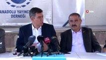 """TBB Başkanı Feyzioğlu: """"Ben devleti destekliyorum"""""""