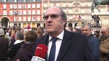 """Gabilondo pide """"pensar"""" en quienes están en riesgo de exclusión"""