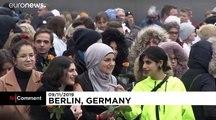 Emlékezés a berlini fal ledöntésére