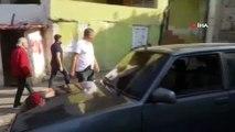 İskenderun polisinden dedektör köpeklerle uyuşturucu baskını