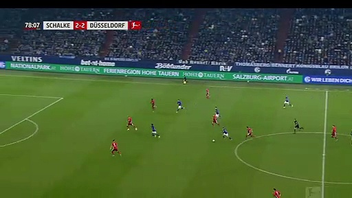 Suat Serdar, Schalke'yi öne geçirdi