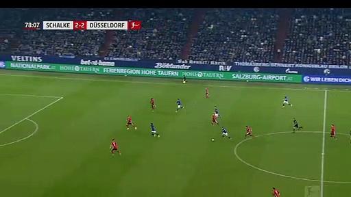 Suat Serdar, Schalke'yi öne geçirdi