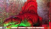 Aubagne : découvrez l'univers des dinosaures