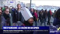 Un an après l'effondrement d'immeubles rue d'Aubagne, des milliers de Marseillais manifestent contre le mal logement