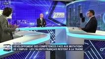 Développement des compétences face aux mutations de l'emploi: les talents français restent à la traîne - 09/11