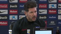 Simeone ready to step in if Atletico motivation drops