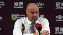 Burnley boss Sean Dyche pleased with victory over West Ham United