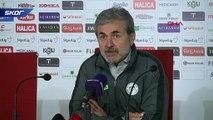 Aykut Kocaman  Sivasspor galibiyeti hak etti