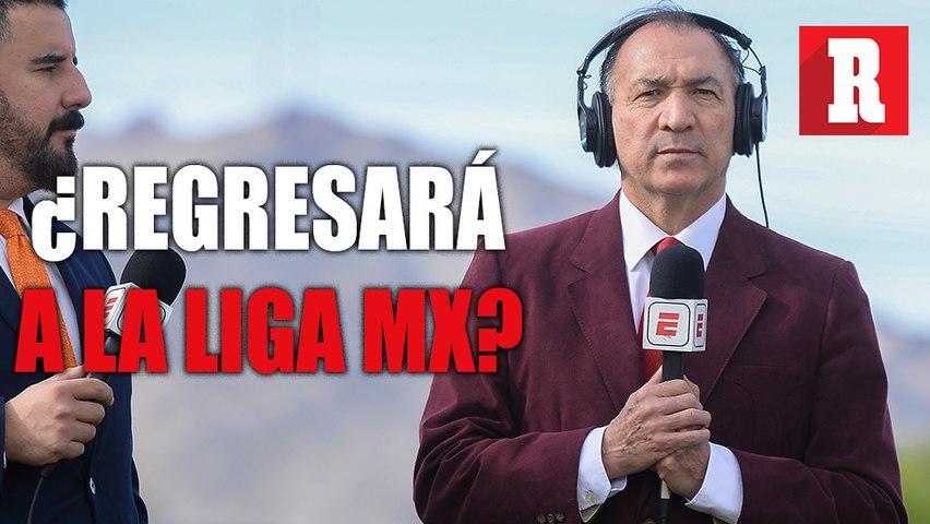 Tena quiere a Mario Carrillo en el cuerpo técnico de Chivas