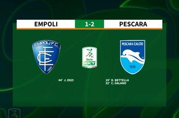 HIGHLIGHTS #EmpoliPescara 1-2 #SerieBKT