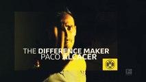 Bundesliga: Paco Alcácer, The Difference Maker