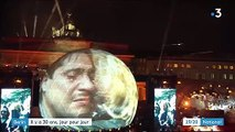 Berlin : les célébrations pour les 30 ans de la chute du mur continuent