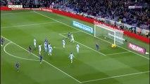 Lionel Messi marque sur coup franc le but du 2-1 contre le Celta Vigo !