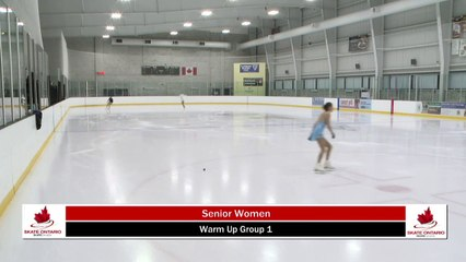 2020 Skate Ontario Sectionals - Senior Women Short Program