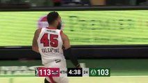 Denzel Valentine Posts 25 points and 18 rebounds vs. Wisconsin Herd