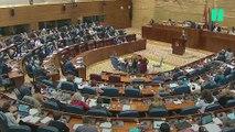 """PP y Cs apoyan en Madrid a Vox para intentar ilegalizar """"partidos separatistas"""""""