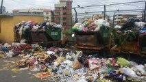 النفايات وآثارها في بنغالور الهندية