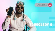 Unlocked: ScHoolboy Q Talks About His Beloved Daughter, Love For Sports, and CrasH Tour