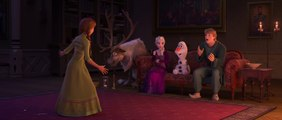 FROZEN 2 Film Clip -Elsa, Anna, and Olaf play charades.