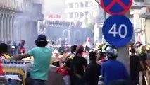 Disparos y nuevas víctimas en las protestas en Irak tras amenazas del régimen