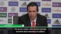 Emery calls for patience from Arsenal fans