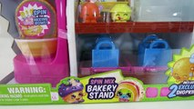 Shopkins Spin Mix Bakery Stand Playset-