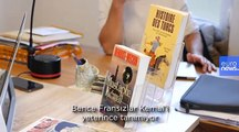 Atatürk aşığı Fransız yazar, çizgi roman ve konserlerle Kemalizm'i anlatıyor
