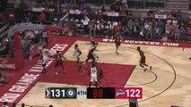 Isaiah Hartenstein (21 points) Highlights vs. Austin Spurs