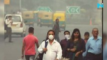 Delhi: Air quality remains 'very poor' for 3rd consecutive day