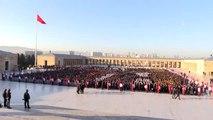 Atatürk'ün ebediyete intikalinin 81'inci yılı - Anıtkabir (1)